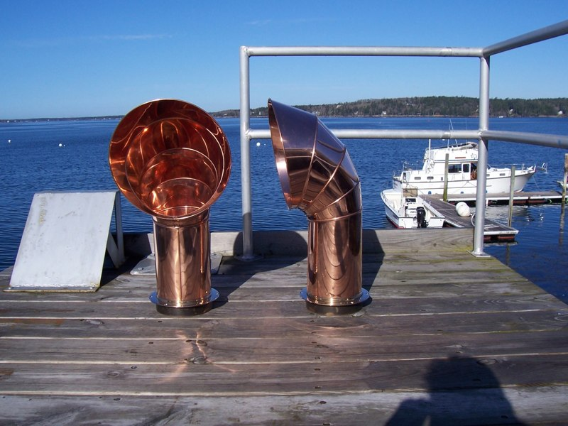 boat ventilators in maine